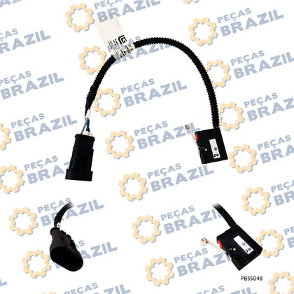 08C2895 / Interruptor com Chicote LiuGong / PB35048 / Peças Brazil,
