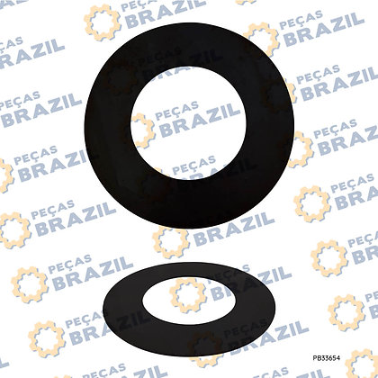 LG6150.17-07 / Calço De Ajuste Ø61x110x1.5MM LonKíng CDM6150 / PB33654 / Peças Brazil