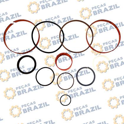 SP102907 / Kit Reparo Cilindro Inclinação LiuGong CLG856 / PB31481 / Peças Brazil / ZL50G.10.2/ SP123265