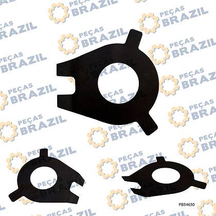 SP100436 / Arruela de Pressão / PB34630 / Peças Brazil / 7200001540 / E135203 / ZF.4644303529