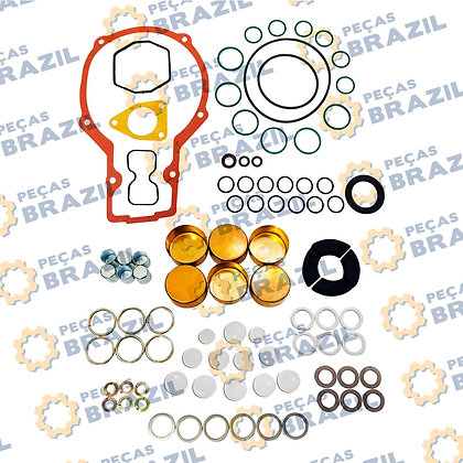 4990709 / Kit Reparo Bomba Injetora 6CTA8.3-C215 / PB35003 / Peças Brazil / PW200(A) / 402510
