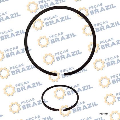 SP100223 /  Anel de Vedação / PB34461 / 7200001484 / Peças Brazil / ZF.0734401078 / SP100223 / 7200001484 / W030611014