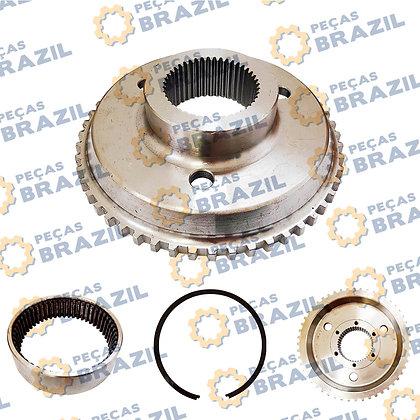 57A0081 - Conjunto Anelar do Cubo XGMA XG932/935 / PB35012 / Peças Brazil / 57A0081 / 42A0014 / 41A0057