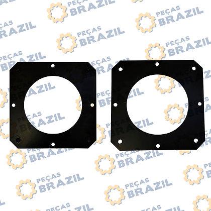 PB35006N / KIT FLEX PLATE / ZF.4644230052/46442030050/SP100417/SP100416/SP105525/SP105526 / Pecas Brazil