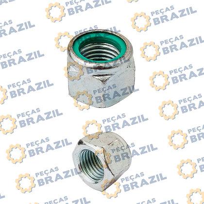 03B0657 / Porca Autotravante M22 / PB32586 / Peças Brazil / 03B0048 / 03B0151