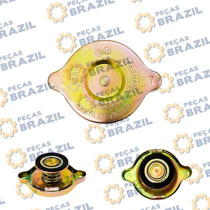 20C0437 / Tampa Do Radiador Menor 60mm  / PB33891 / Peças Brazil / 20C0282 / 16C0020 / E-60048
