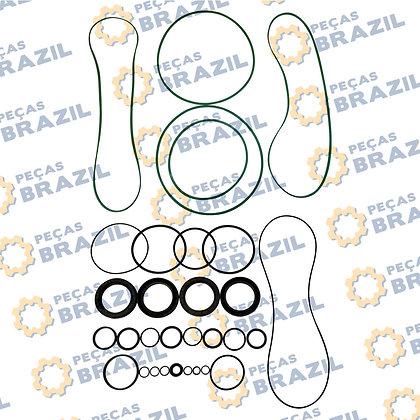 YJSW315-3F-R / Kit Vedação Transmissão e C.V.T / PB34989 / Peças Brazil / XG932 / LG936 / CDM856