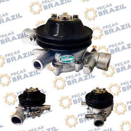 J8000-1307100A / Bomba D'agua Motor Yuchai 6CC T20 / PB33644 / Peças Brazil