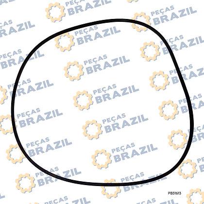 80A0764 / Anel Chato do Cubo LiuGong CLG842 / 303X296.1X3.5 / PB31613 / Peças Brazil / 12B0421