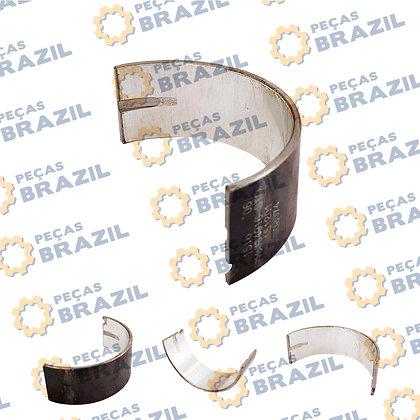 622804300017 / Bronzina de Mancal STD Wechai Deutz DT226B / PB31827 / Peças Brazil