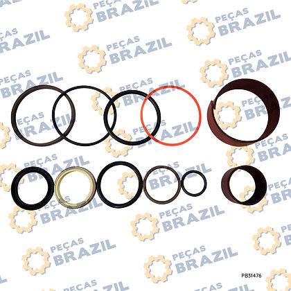 SP100530/S/ZL30.9.2A  Kit Reparo Cilindro de Direcao LiuGong CLG835 / ZL30.9.2A / SP100530 / Peças Brazil / PB31476N