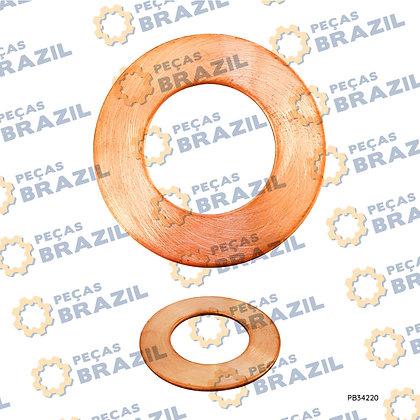 57A0021 / Arruela da Transmissão / PB34220 / Peças Brazil / 3030900147