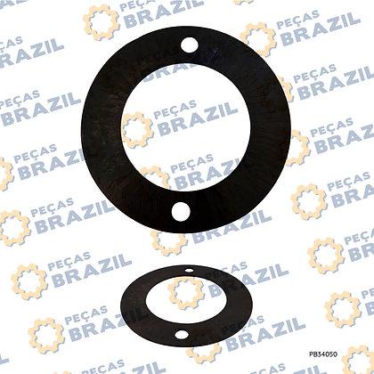 ZL30H / Arruela De Ajuste Engrenagem Lateral / PB34050 / Peças Brazil