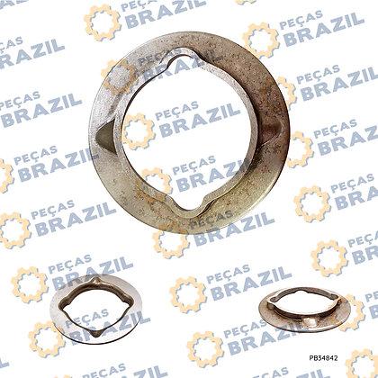 7200001555 - 4110000076191 / Arruela De Encosto SDLG / PB34842 / Peças Brazil / 7200001550 / SP100404 / 4642308555 / 72000015