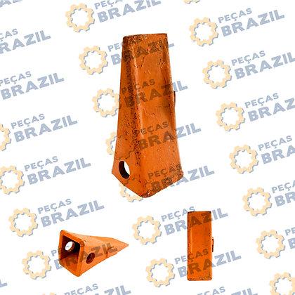 20X7014160 / Ponta da Caçamba Komatsu WA200 / PB34026 / Peças Brazil