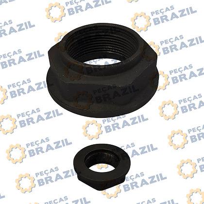 03B0050 / Porca Do Pinhão Do Diferencial / PB34056 / Peças Brazil