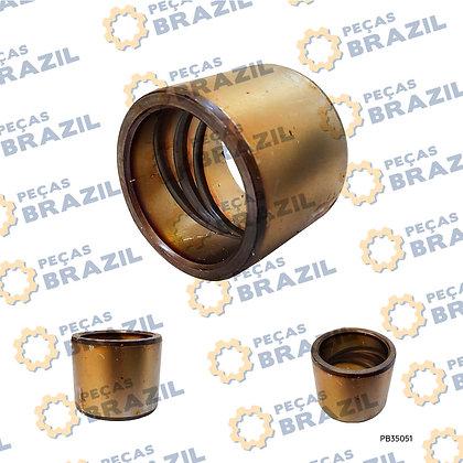 9D650-76A000004A1 / Bucha de Aço Foton FL936 / PB35051 / Peças Brazil