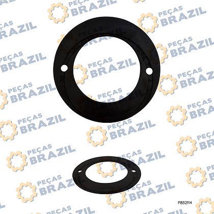 SP102954 / Arruela Maior De Ajuste Caixa Satélite / PB32114 / Peças Brazil / ZL15F.2.5-15 / W040101130 / ZL15F-2403051 / 2907