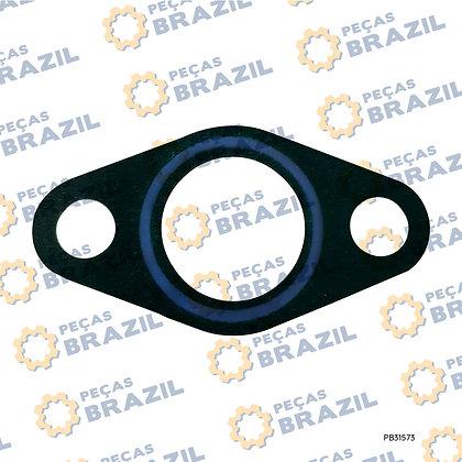 SP111761 / Junta Da Saída De Agua YTO Fase I / PB31573 / Peças Brazil / R010013 / SP111761 / W018102261