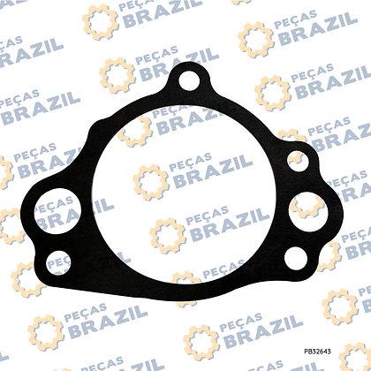 SP111770 / Junta da Bomba de Óleo YTO / PB32643 / Peças Brazil / SP154363