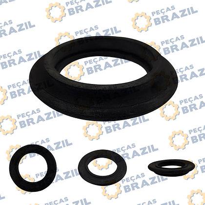 4120001827004 / Guarda Pó Pinça de Freio 50MM SDLG LG918 / PB33505 / Peças Brazil