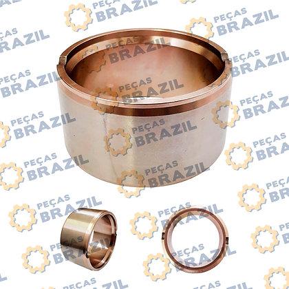 55A2660 / Bucha 80x95x45 LiuGong CLG922 / PB32588 / Peças Brazil / 55A4861 / 80X95X45 / 06000902