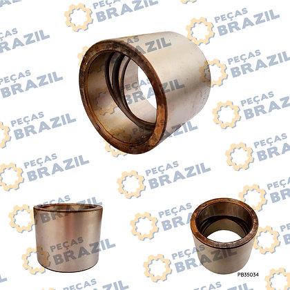 54A0050 / Bucha de Aço XGMA XG958 / PB35034 / Peças Brazil