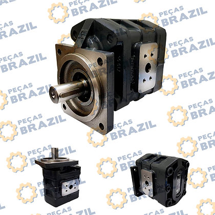 11C0041 / Bomba Hidráulica LiuGong CLG816 / PB34307 / Peças Brazil / 11C0041 / CBGJ-2050 / LG816.07.18 / XG11C0026