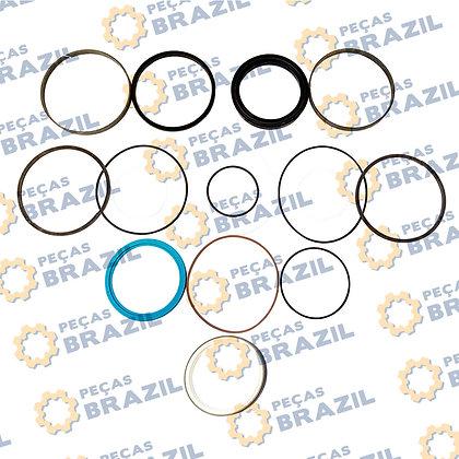 H1022950 / Kit Reparo Cilindro Lança LonKíng CDM6225 / PB32908 / Peças Brazil / PO-23507 / P0-23507