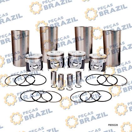 CLG365 / Kit Motor Yanmar 4TNV98 / PB35028 / Peças Brazil