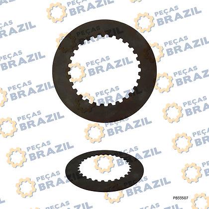 7200001652 / Disco De Aço 2.5MM / PB33507 / Peças Brazil / ZF.4642308331 / SP100402 / W030602380 / IMA 130-29-03-T / SP128492