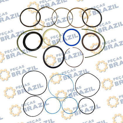 PB32904 /  KIT REPARO CILINDRO DA CONCHA / CDM6225/LKH002295A1-01/H10229301/PO-23508/P0-23508 / Peças Brazil