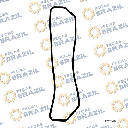 L4R110001/Junta da Tampa de Válvula YTO / PB31264 / Peças Brazil / W018103471 / 5362309 / SP100507 / SP154320 / SP203446