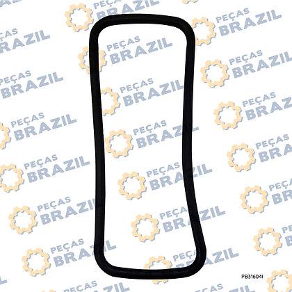4R020009/ Junta Tampa da Câmara YTO / PB31604 / Peças Brazil / W018100821 / 4R.020008A / SP113802 / SP154322