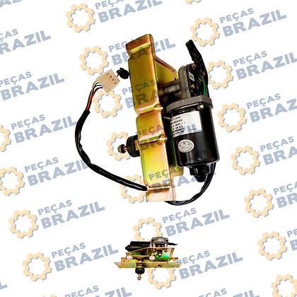46C0640 / Motor do Limpador do Para-brisa LiuGong CLG835/842 / PB31655 / SP122346 / Peças Brazil