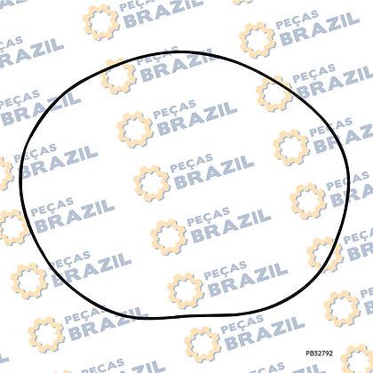3050900045 / Anel O-Ring SDLG LG936 / 370X3,55 / PB32792 / Peças Brazil / 29070019841