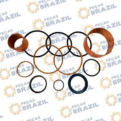 SP102917 / 10C0071/ SP127282 / 10C1205 / Kit Reparo Cilindro Inclinacao Liugong Clg835 / PB31316