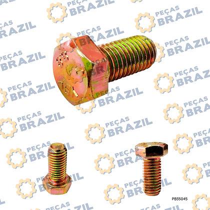 4011000197 / PARAFUSO SEXTAVADO / M12X30 / PB35045 / Peças Brazil