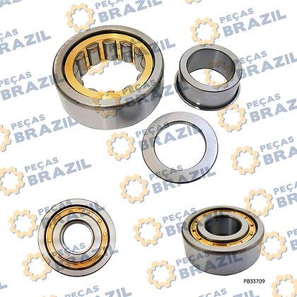 4021000026 / Rolamento SDLG LG933/936 / PB33709 / Peças Brazil