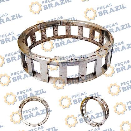 56A0310 / Alojamento Tipo Gaiola LiuGong / PB32431 / Peças Brazil,