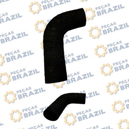 SP111781 / Mangueira Inferior Radiador LiuGong CLG816 / PB33698 / Peças Brazil / YTR4105T1.540001A