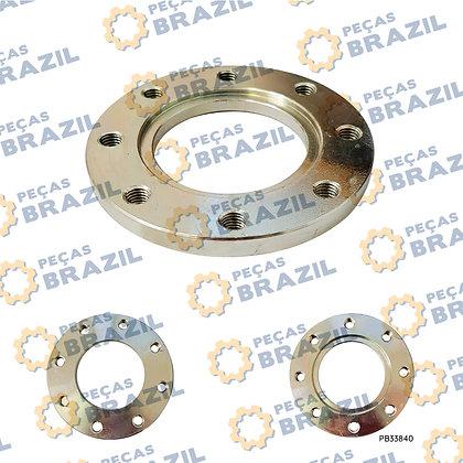 29250006561 / Tampa Inferior da Articulação SDLG / PB33840 / Peças Brazil