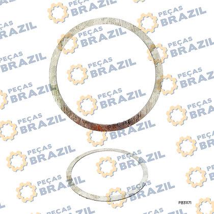 7200001643 / Arruela de Encosto PB31171 / Peças Brazil / ZF.4644308266 / SP100460 / E135268 / 4110000367123