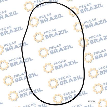 4030000616 /Anel O-Ring SDLG LG918 - 290X3.5 / PB31590 / Peças Brazil / W022000130 / 2277 / GB3452.1-82 / ZL10.6.3-13A / SP1