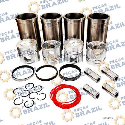 LR4108 / Kit Motor YTO 108mm com PCCV / PB35023 / Peças Brazil