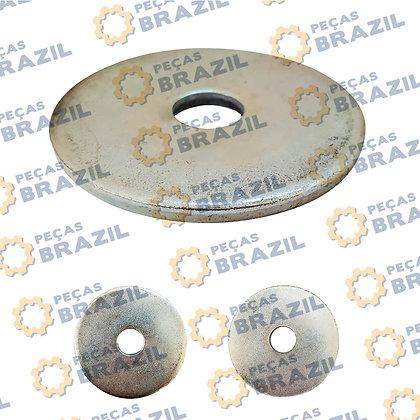 29050000121 / Arruela do Coxim da Transmissão / PB35009 / Peças Brazil