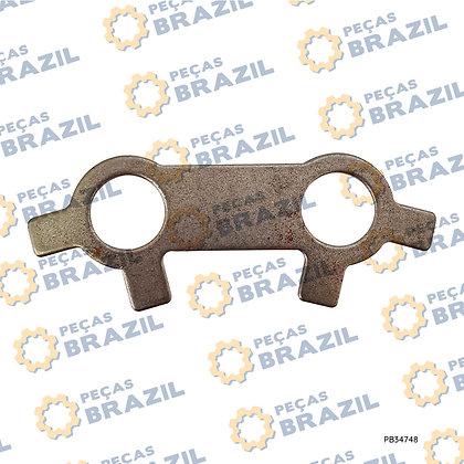 SP102956 / Trava Parafuso Da Caixa Satélite / PB34748 / Peças Brazil / ZL15F.2.5-17