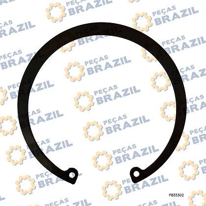 90GB893.1-86 / Anel Trava Interno 90mm / PB33302 / Peças Brazil / 07B0011