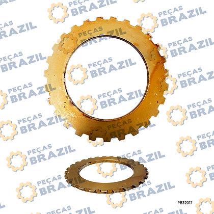 4642308185 / Placa de Apoio / PB32017 / Peças Brazil / 4110000076190