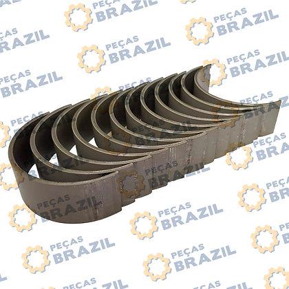 430-1004022C-H / Biela do Motor Yuchai T10/T20 / PB33091 / 430-1004022C-L / 430-1004022C-H / SP114581 / SP114582